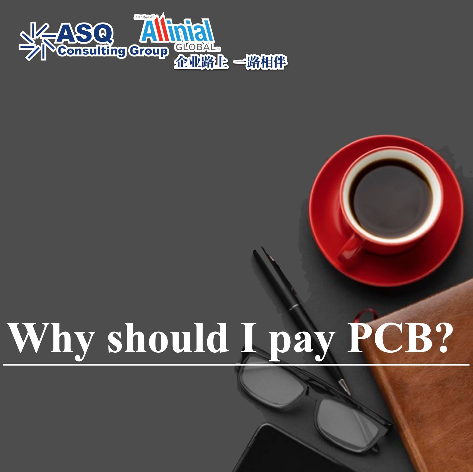 Why should I pay PCB?
